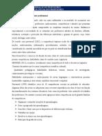 Ficha de Leitura - Avaliação da formação inicial dos professores