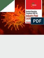 SOP for Industry Post Lockdown.pdf
