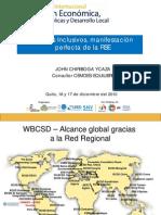 RSE y Negocios Inclusivos - JChiriboga