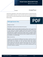 Conde Nast_Chief Legal Counsel China_Position Description
