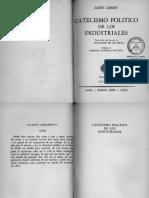 Saint-Simon (1823-24) catecismo de los industriales fragementos-3