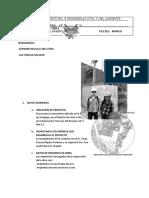 INFORME SEMANAL DE OBRA