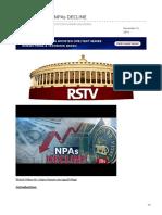 insightsonindia.com-RSTV IN DEPTH- NPAs DECLINE