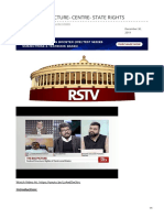 insightsonindia.com-RSTV THE BIG PICTURE- CENTRE- STATE RIGHTS
