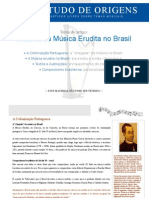 História Da Música Erudita No Brasil