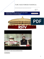 insightsonindia.com-RSTV THE BIG PICTURE- NGOS FOREIGN FUNDING amp RISKS