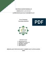 cover makalah profesi pendidikan lengkap