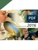 Sample Company Profile for Camera Manufacturer.pdf