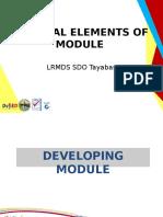 General-Elements-of-Module