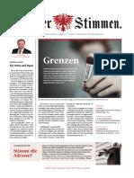 Tiroler Stimmen 1-2020