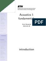 a acoustics-fundamentals