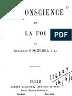Conscience Et Foi