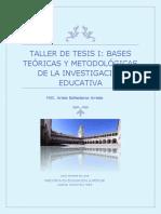 Unidad Didactica_ TRES  taller I