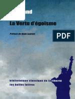 Ayn Rand, Alain Laurent, Marc Meunier - La Vertu d'Égoïsme-Les Belles Lettres (2008).pdf
