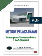 Metode Pembangunan Gedung