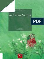 As Fadas Verdes_livro