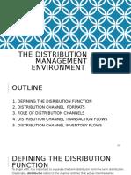 Week 3 DDG The Distribution Management Environment.pptx