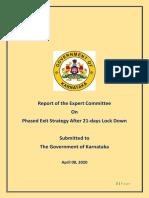 CoVid Lockdown Exit Strategy for Karnataka.pdf