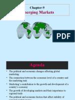 Chap-9  Emerging Markets, 13e