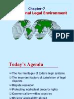 Chap-7  Legal Environment' 13e.ppt