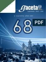 Movimiento Estudiantil Del 68 en Mexico