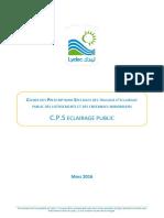 9-CPS Eclairage Public pour lotisssements_Version 3 de Mars 2016