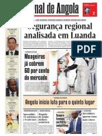 Jornal de Angola de 12.07.2019