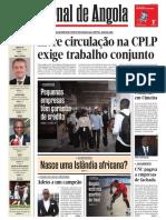 Jornal de Angola de -20190711 - 12.07.2019