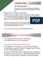 2. NOTES WM  Stock Verification & Presvn