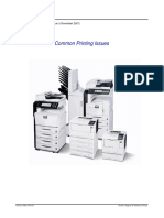 Printer Troubleshooting Guide