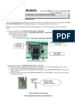 DP410 Checking Conductivity of DP Ground Plate Base