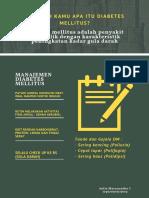 Manajemen diabetes mellitus