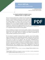 U2 - 01 - Apunte - Introducción a la ejecución - cosa juzgada.pdf