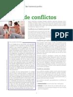 tipos de conflictos