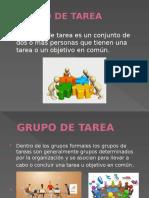GRUPO DE TAREA DIAPOSITIVAS