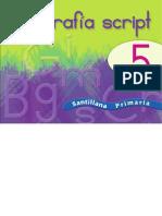 CALIGRAFIA QUINTO.pdf