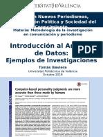 3 Análisis de Datos 2019 - ejemplos