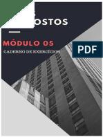 Aula 56 - PDF de Exerícios VII