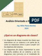 6) Objetos Clases y Diagrama de Clases