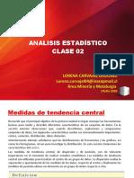 ANALISIS ESTADISICO_clase 3