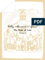 2. Why America is Great-Rule of Law