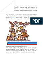 Prehispanica Literatura