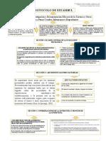 Protocolo de Estambul - Mapa Conceptual