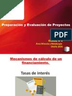 PRESENTACIÓN Nº6 Preparación y evaluación de proyectos