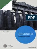 Vigo - Aristoteles, Una Introducción