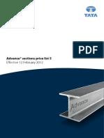 Advance Sections Price List.pdf