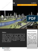 AutoCAD Civil 3D Intermedio 2015 edicion 4