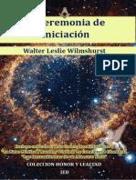 LA CEREMONIA DE INICIACIÓN - WL. WILMSHURT.pdf