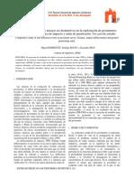 Estudio comparativo de ensayes no destructivos en la exploración de pavimentos%3A Sísmica, deflectométrica de impacto y radar de penetración