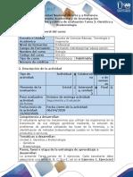 Guía de actividad y rúbrica de evaluación - Tarea 2 - Genética y Biotecnología.pdf